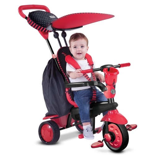 Трехколесный велосипед SPARK (Смарт Трайк Спарк) Red красный STSTS6751500 Smart Trike
