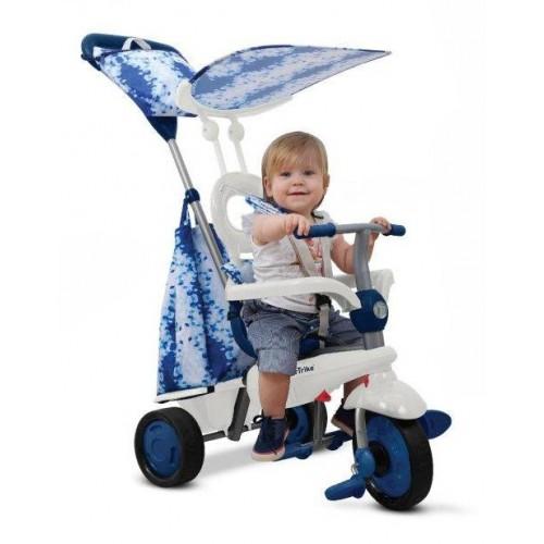 Трехколесный велосипед SPIRIT (Смарт Трайк Спирит) Blue синий STSTS6752100 Smart Trike