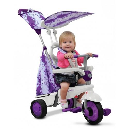 Трехколесный велосипед SPIRIT (Смарт Трайк Спирит) Purple фиолетовый STSTS6752000 Smart Trike