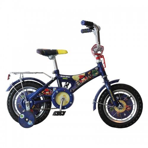 Велосипед 12д. Angry Birds AB-1-тип синий Navigator