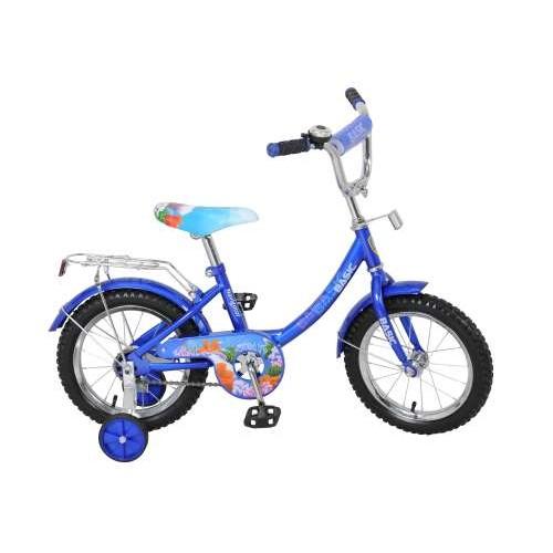 Велосипед 14д. Basic, 12B-тип, синий Navigator