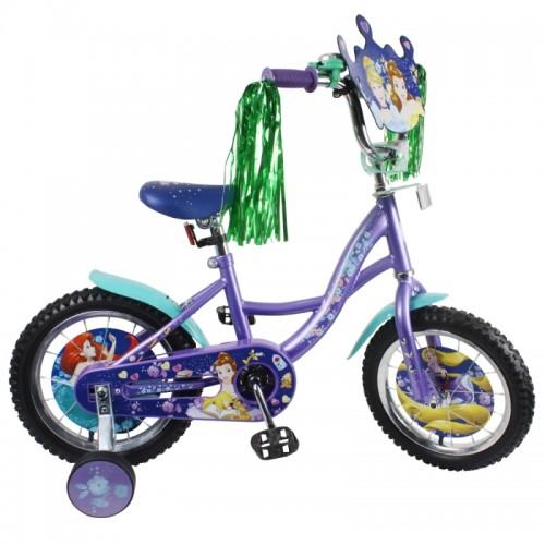 Велосипед 14д. DISNEY Принцессы Navigator