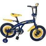 Велосипед 16д. Batman, Btm 620 - тип Navigator