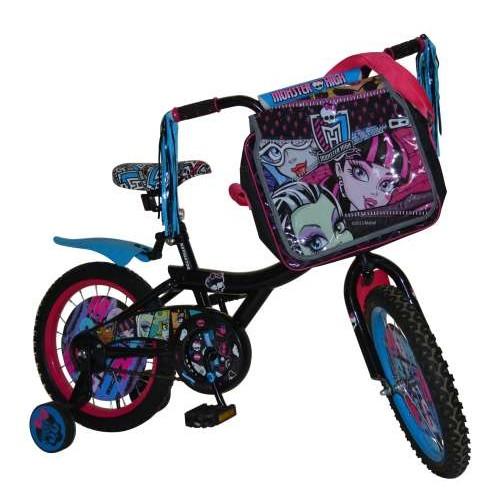 Велосипед 16д. Monster High, MH-тип Navigator