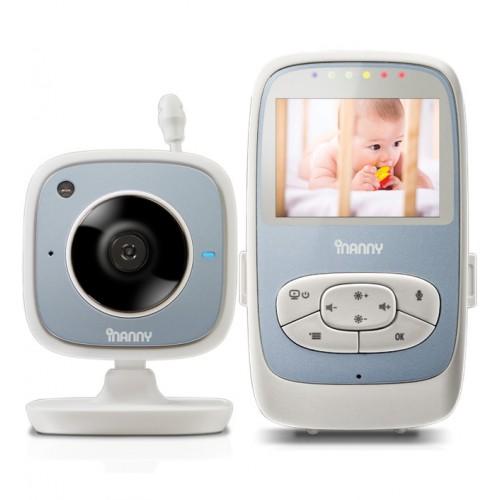 Цифровая видеоняня с LCD дисплеем 2,4'' iNanny