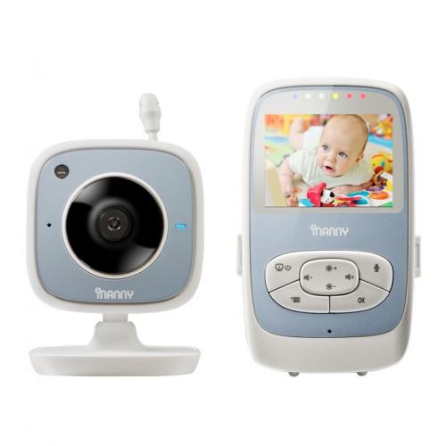 Цифровая видеоняня с LCD дисплеем 2,4'' (Wi-Fi) iNanny